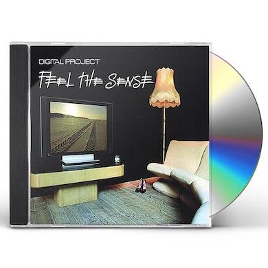 Digital Project FEEL THE SENSE CD