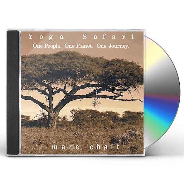 Marc Chait YOGA SAFARI CD
