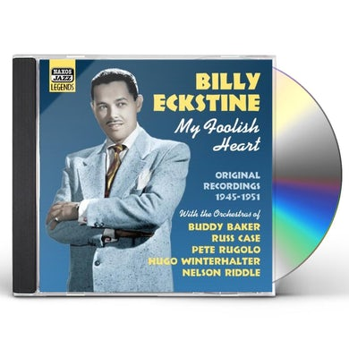 Billy Eckstine MY FOOLISH HEART CD