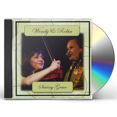 Wendy Woo SAVING GRACE CD