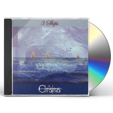 Christmas 3 SHIPS CD