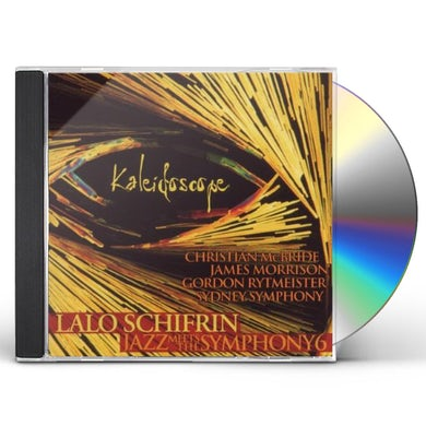 Lalo Schifrin KALEIDOSCOPE: JAZZ MEETS SYMPHONY 6 CD