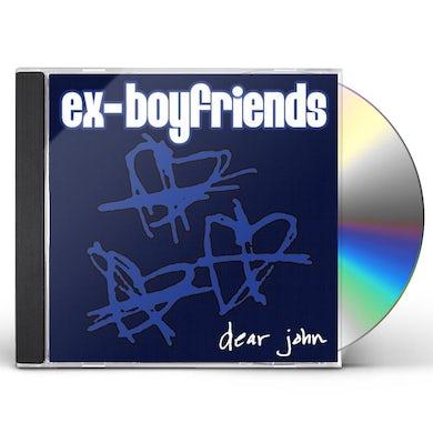 Ex-Boyfriends DEAR JOHN CD