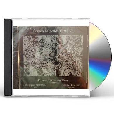 Revueltas 'ROUND MIDNIGHT IN L.A. CD