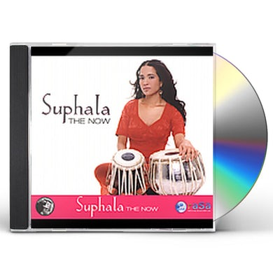 Suphala NOW CD