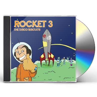 Disco Biscuits ROCKET 3 CD
