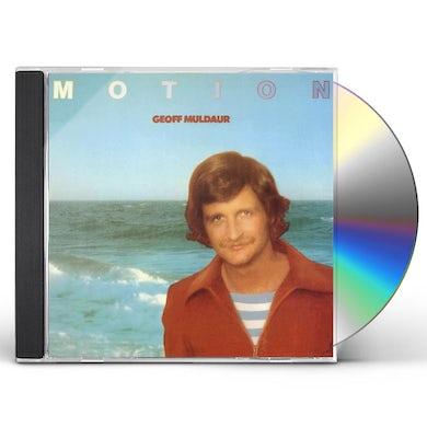 Geoff Muldaur MOTION CD