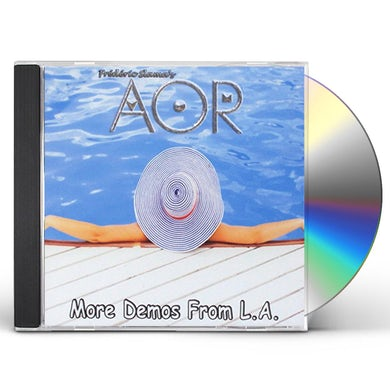 AOR MORE DEMOS FROM L.A. CD