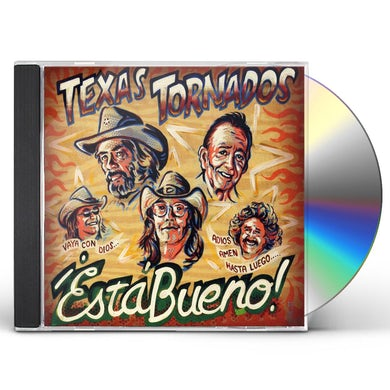 Texas Tornados ESTA BUENO CD