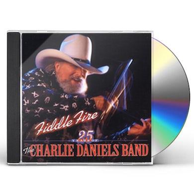 Charlie Daniels FIDDLE FIRE CD