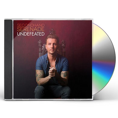 Secondhand Serenade UNDEFEATED CD