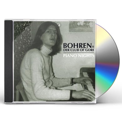 Bohren & Der Club Of Gore PIANO NIGHTS CD