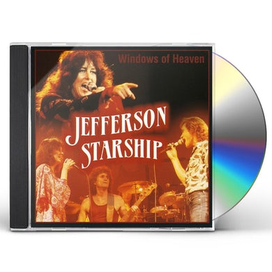Jefferson Starship WINDOWS OF HEAVEN CD