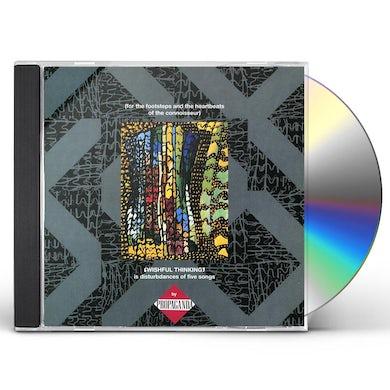 Propaganda WISHFUL THINKING CD