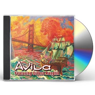 Ernest Ranglin & Avila AVILA FEATURING ERNEST RANGLIN CD