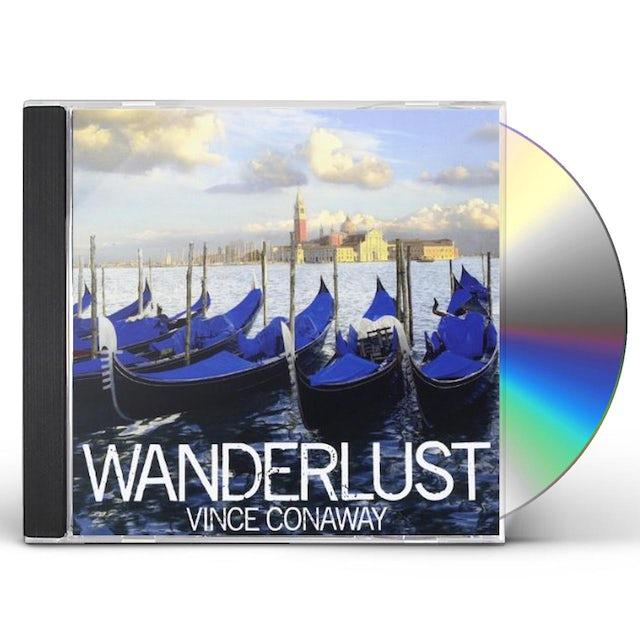 Vince Conaway WANDERLUST CD