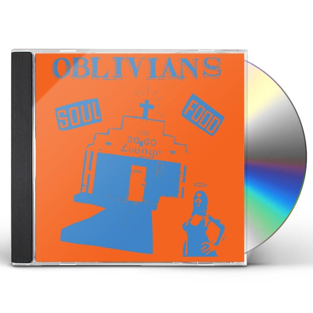 Oblivians SOUL FOOD CD