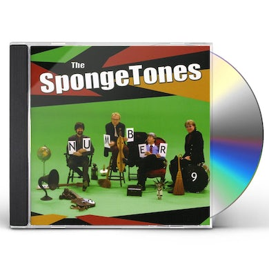 SpongeTones NUMBER 9 CD