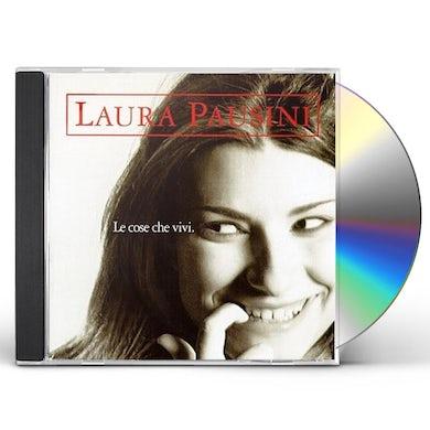 Laura Pausini LE COSE CHE VIVE CD
