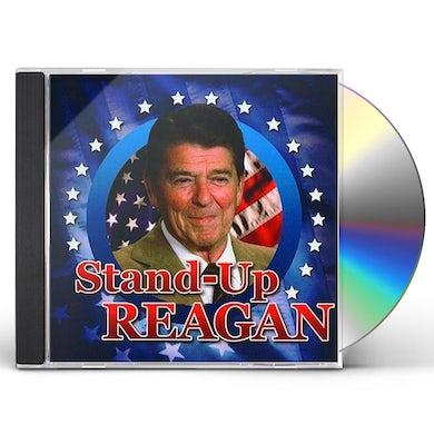 Ronald Reagan STAND-UP REAGAN CD