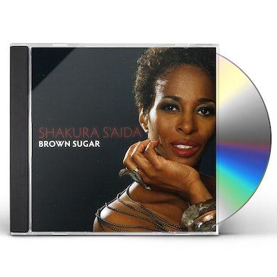 Shakura S'Aida BROWN SUGAR CD