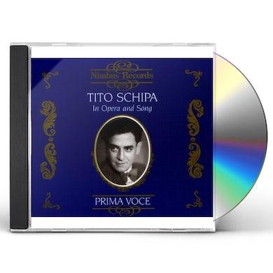 Tito Schipa IN OPERA & SONG CD