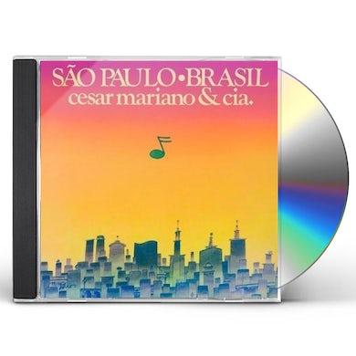 Cesar Mariano & Cia SAO PAULO BRASIL CD