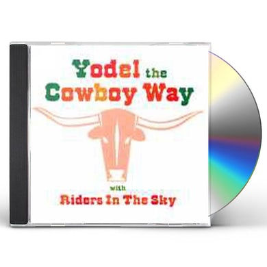 Riders In the Sky YODEL THE COWBOY WAY CD