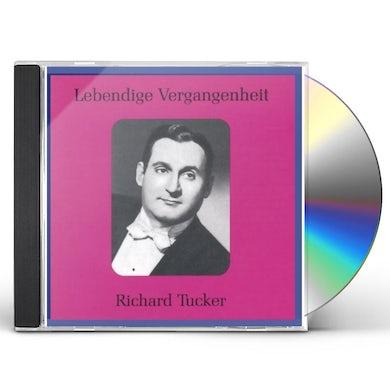 Richard Tucker LEGENDARY VOICES CD