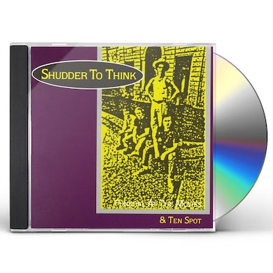Shudder To Think FUNERAL AT THE MOVIES / TEN-SPOT CD