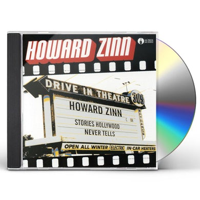 Howard Zinn STORIES HOLLYWOOD NEVER TELLS CD
