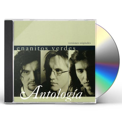 Enanitos Verdes ANTOLOGIA CD
