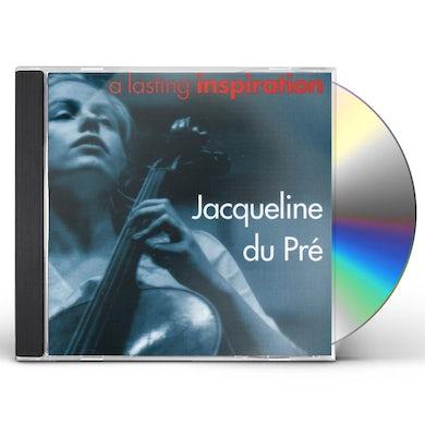Jacqueline Du Pre LASTING INSPIRATION CD