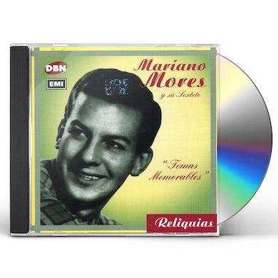 Mariano Mores TEMAS MEMORABLES CD