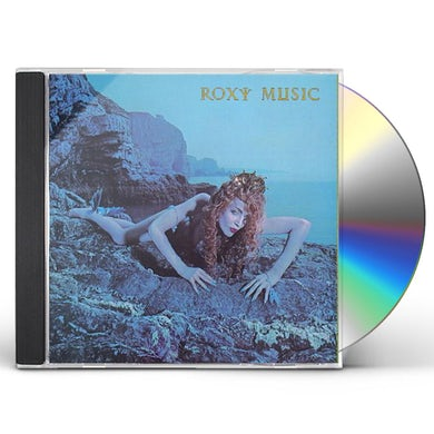 Roxy Music SIREN CD