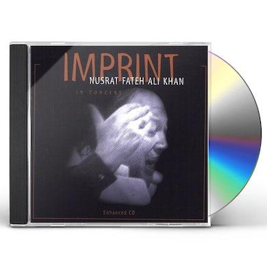 IMPRINT: IN CONCERT CD