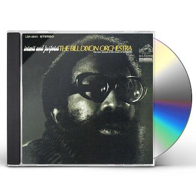 Bill Dixon INTENTS & PURPOSES CD