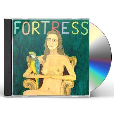 Miniature Tigers FORTRESS CD