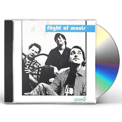 Flight of Mavis SPOOLS CD