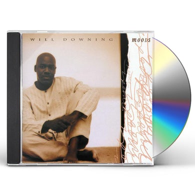 Will Downing MOODS CD
