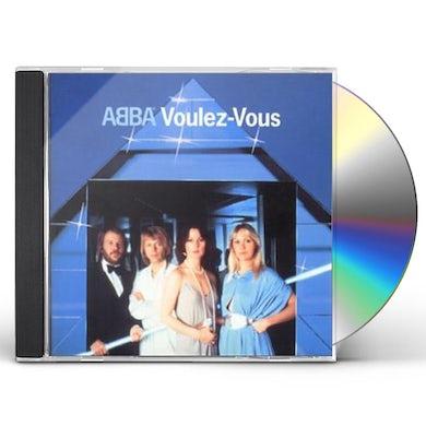 Abba VOULEZ-VOUS CD