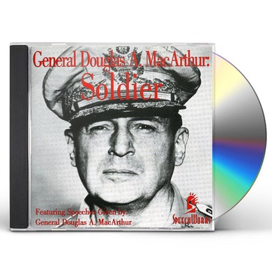 GENERAL DOUGLAS MACARTHUR: SOLDIER CD