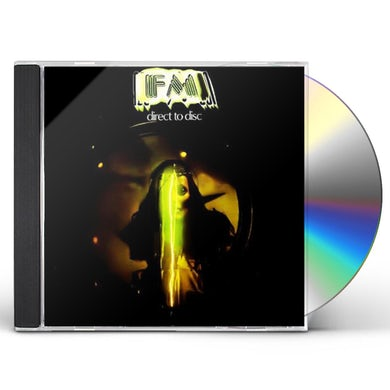 FM  DIRECT TO DISC CD