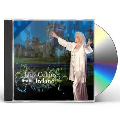 Judy Collins LIVE IN IRELAND CD