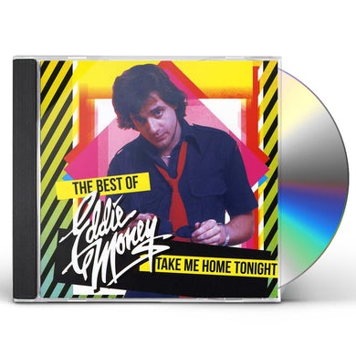 Eddie Money TAKE ME HOME TONIGHT: BEST OF CD