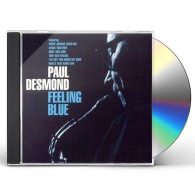 Paul Desmond FEELING BLUE CD