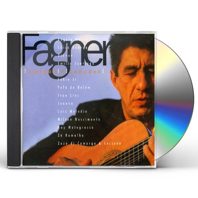 Fagner AMIGOS E CANCOES CD