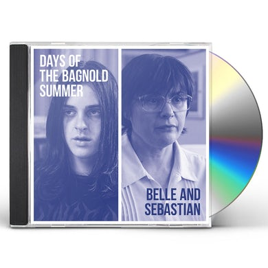 Belle and Sebastian DAYS OF THE BAGNOLD SUMMER CD