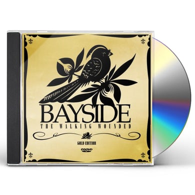 Bayside WALKING WOUNDED CD