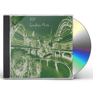 Din LONGHAIR MUSIC CD